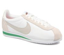 Classic Cortez Nylon Prem Sneaker in weiß