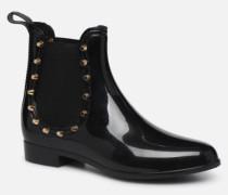 Doris Stiefeletten & Boots in schwarz