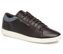 Courtset Craft Sneaker in braun