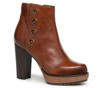 L.16.SEDRIA Stiefeletten & Boots in braun