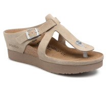 Luna Clogs & Pantoletten in grau