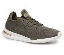 Solas W SparklyinS Nubuck Sneaker in grün