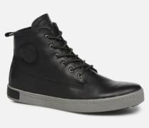 GM06 Sneaker in schwarz