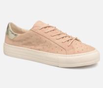 Arcade Sneaker Suede in beige
