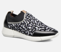 Goa 989 Sneaker in schwarz