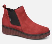 Emie C Stiefeletten & Boots in weinrot