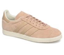 Gazelle S&T Sneaker in beige