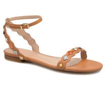 AMELIE Sandalen in braun