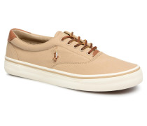 Thorton Canvas Sneaker in beige