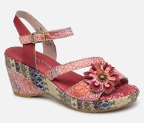 BEAUTE 119 Sandalen in rosa