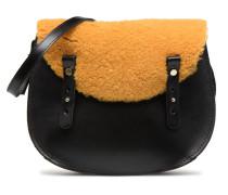 MOON BI RABATS Handtasche in schwarz