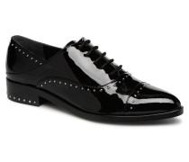 ELINOR Schnürschuhe in schwarz