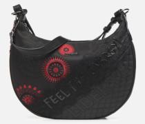COMUNIKA SIBERIA Handtasche in schwarz