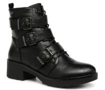 57444 Stiefeletten & Boots in schwarz