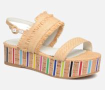 Bahine Sandalen in beige
