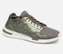 R Flow W Woven Sneaker in grün