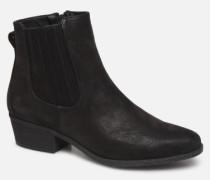 046501F6S Stiefeletten & Boots in schwarz