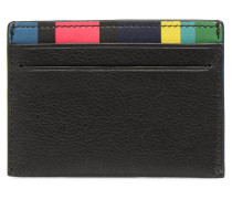 Men Wallet C Hold STRP in schwarz