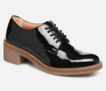 OXYBY Schnürschuhe in schwarz