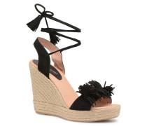 Clarice 630 Sandalen in schwarz