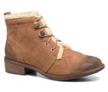 Hotilie Stiefeletten & Boots in braun