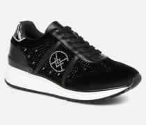 GENES Sneaker in schwarz