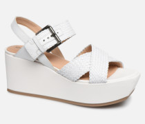 D ZERFIE E D92CEE Sandalen in weiß