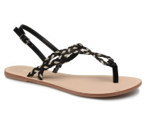 MARGIT Sandalen in schwarz
