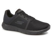 Go Flex 2 Sneaker in schwarz