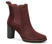 Leslie Anne Chelsea Stiefeletten & Boots in weinrot