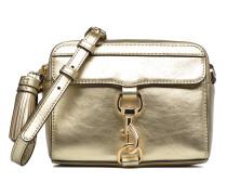 Mab Camera bag Handtasche in goldinbronze