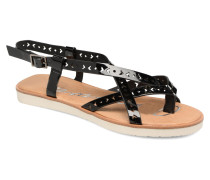 Poppy Sandalen in schwarz