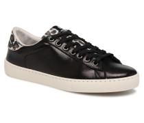 Deportivo BrilloinLeopardo Sneaker in schwarz