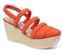 Edwige 6 Sandalen in orange