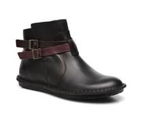 WOUASO Stiefeletten & Boots in schwarz