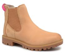 25401 Stiefeletten & Boots in beige