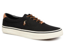 Thorton Canvas Sneaker in schwarz
