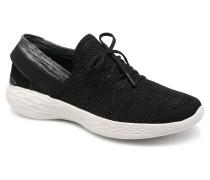 YouSpirit Sneaker in schwarz