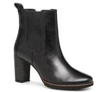 Leslie Anne Chelsea Stiefeletten & Boots in schwarz