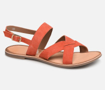 DIBA Sandalen in orange