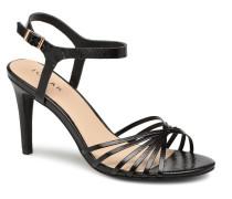 SOLANGE 2 Sandalen in schwarz