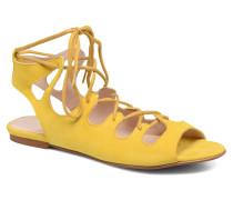 Gilize Sandalen in gelb