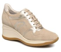 D Regina B D6475B Sneaker in beige