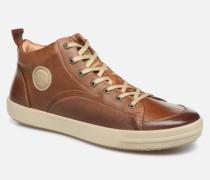 Carlo C Sneaker in braun