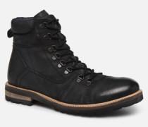 KYTON Stiefeletten & Boots in schwarz
