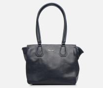 Babette Shoulder Bag Handtasche in blau