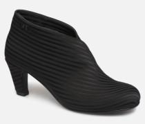 Fold Mid Stiefeletten & Boots in schwarz