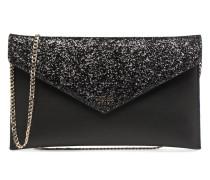 Spring Fling Envelope Clutch Handtasche in schwarz