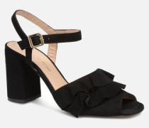 Anvola Sandalen in schwarz