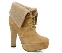 Aileen Stiefeletten & Boots in beige